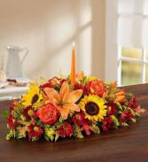 91926L Fall Fields of Europe Centerpiece