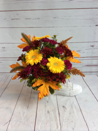 Fall Floral Chuck