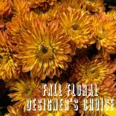 Fall Floral Designer's Choice-Premium Floral Arrangement
