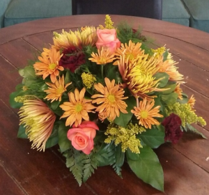 Fall Flower Centerpiece in Bluffton, SC | BERKELEY FLOWERS & GIFTS