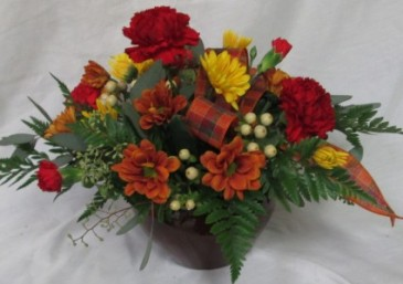 Fall Flowers Inspirations Original Design