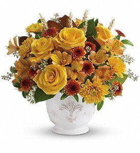 Fall French Flare Fall Bouquet