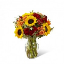 Fall Frenzy Bouquet