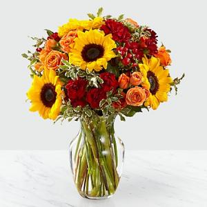 Fall Frenzy Bouquet  in Snellville, GA   SNELLVILLE FLORIST