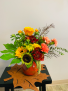 fall gathering Vase Arrangement - JUG