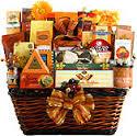 Fall Gift Basket Of Gourmet Goodies Assorted Goodie Basket