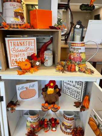 Fall Gift Items