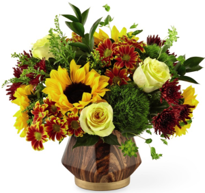 Fall Harvest Bouquet  in Fort Collins, CO | D'ee Angelic Rose Florist