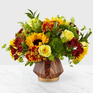 FALL HARVEST BOUQUET FALL