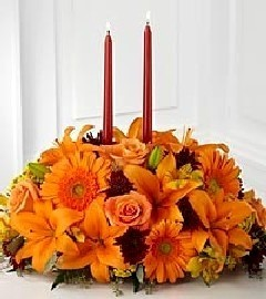 Fall Harvest Centerpiece Thanksgiving