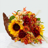 The FTD Fall Harvest Cornicopia  Any Occasion