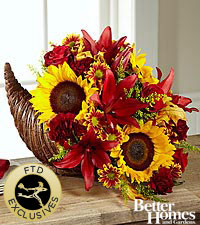 Fall Harvest™ Cornucopia by Better Homes and Gard