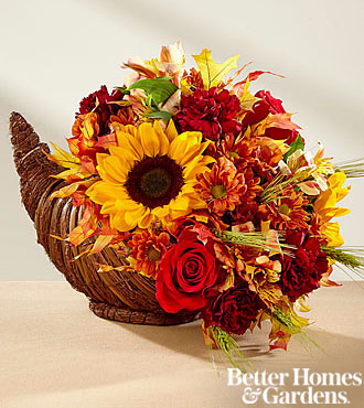 Fall Harvest™ Cornucopia by Better Homes and Garde