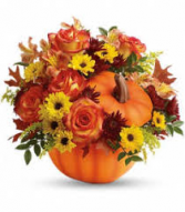 Fall Harvest  Fall Arrangement
