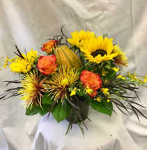 Fall Harvest Fresh Floral Design