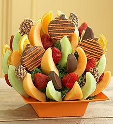 Fall Harvest Fruit Bouquet NEW Fruitable Arrangment