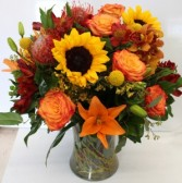 Fall Harvest Magic bouquet