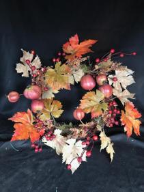 Fall Harvest Wreath Wreath