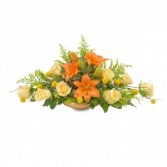 Fall in Full Bloom Centerpiece