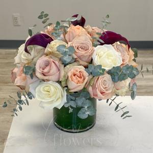 Fall in Love Vase Arrangement in Middletown, NJ | Fine Flowers