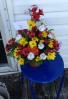 Pretty in Pastels Vase Arrangement