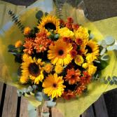 Fall Into Sunshine Bouquet