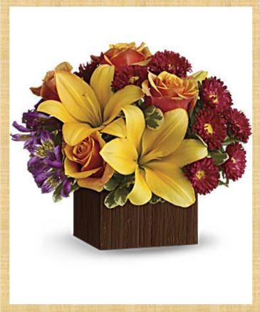 Fall Joy Bouquet