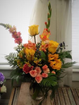 Fall Magic  in Nassawadox, VA | Florist By The Sea