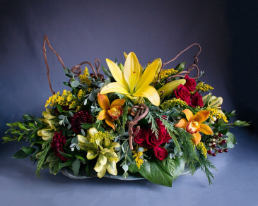 Autumn Magic Centerpiece