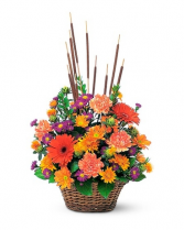 Fall Meadow Arrangement