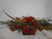 Fall Meadow Centerpiece Signature Design