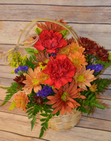 Fall Mixed Basket
