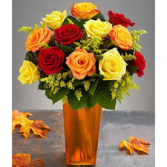 Fall Roses In The Air Vase maybe a different color