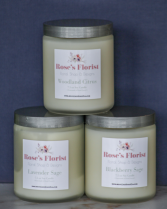 Fall Scents Candle Set