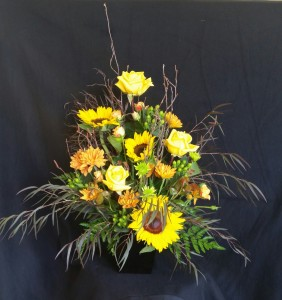 Fall Spirit  Arrangement