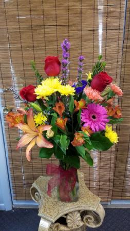 Fall Splendor  in Hutchinson, KS | Don's Custom Floral
