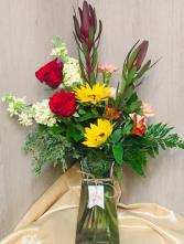 Fall Splendor Bouquet Fall