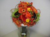 Fall Surprise Bridal Bouquet