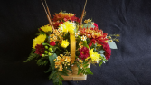 Fall tradition Fall Arrangement