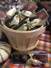 Fall Truffles Chocolate