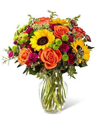 vase arrangement all occasion