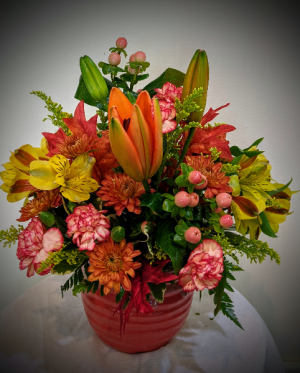 Fall Vibrations Arrangement in Wauseon, OH | ANYTHING GROWS