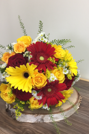Fall Wedding Bouquets.Something Special Gift Flower Shop