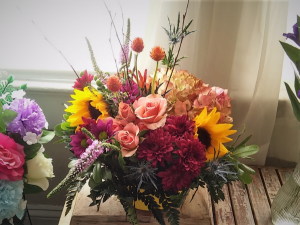Fall with Love  in Nassawadox, VA | Florist By The Sea