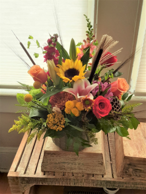 Fall wow!  in Nassawadox, VA | Florist By The Sea