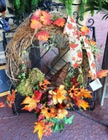 Fall Cherokee Wreath