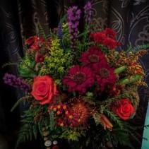Falling For Fall Designers Choice of Seasonal Mixed Flowers
