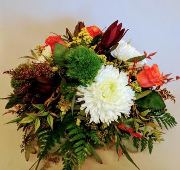 Falling for You Fresh Floral Design