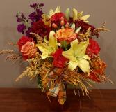 Falling For You Fresh Flower Arrangement