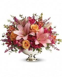 Falling in Beauty Flower Arrangement